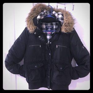 Victoria Secret PINK winter bomber jacket